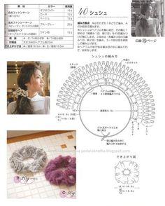 Crochet Bookmark Pattern, Crochet Bookmarks, Crochet Diagram, Crochet Chart, Crochet Stitches, Crochet Hairband, Crochet Bracelet, Crochet Earrings, Crochet Hair Accessories