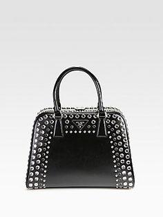 I love bags on Pinterest | Prada, Prada Bag and Leather Tops