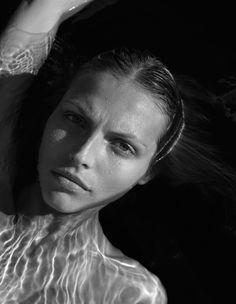 Karlina Caune By Benjamin Vnuk For Scandinavia SSAW Spring-Summer 2015