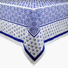 Found it at Wayfair - Tunisian Tablecloth
