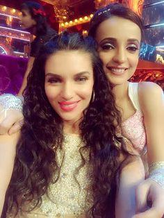 Sanaya & Scarlet #jdj
