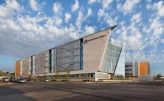 Indiana University Health's Neuroscience Center of Excellence (Indianapolis). Photo: James Steinkamp Photography.