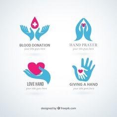 Руки логотипы