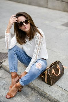 easy in Madrid - Lovely Pepa by Alexandra