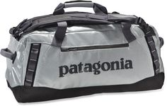 Patagonia Black Hole Duffel Rugged fabric and a simple, duffel design make this a perfect gear hauler. Backpack straps and a carry-on friendly size make the primo for travelers. Patagonia Outdoor, Backpack Straps, Vietnam Travel, Outdoor Outfit, London Travel, Travel Style, Gym Bag, Duffel Bags, Kilimanjaro