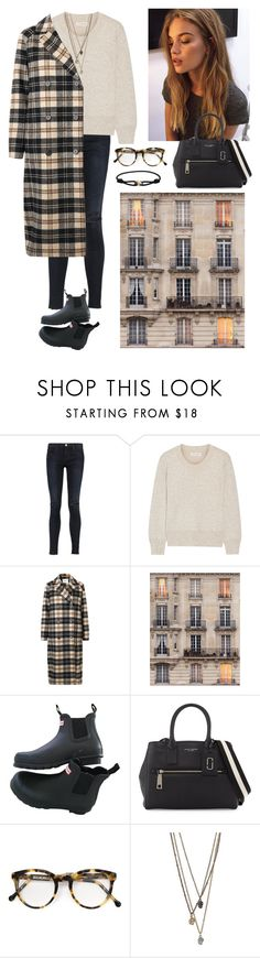 """""""Kind of a rainy day"""" by dantevandenabeele ❤ liked on Polyvore featuring Frame, Étoile Isabel Marant, WALL, Marc Jacobs, Cutler and Gross and Cartier"""