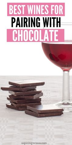 The Best Wine and Chocolate Pairings Toblerone Chocolate, Chocolate Delight, Salted Chocolate, Moscato Wine, Zinfandel Wine, Riesling Wine, Merlot Wine, White Chocolate Pretzels, Vegan Wine