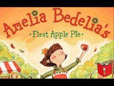Amelia Bedelia First Apple Pie by Herman Parish - Kids Books Read Aloud Storyline Online, Lois Ehlert, Amelia Bedelia, Leaf Man, Online Stories, Kindergarten Curriculum, My Father's World, School Videos, Preschool Ideas
