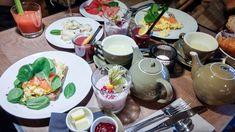 Puro - Sonntags-Brunch à la Carte im Club-Style Bloody Mary, Club Style, Fresh Rolls, Breakfast, Ethnic Recipes, Restaurants, Paradise, Food, Brunch Ideas