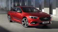 Nuova Opel Insignia Grand Sport: l'eleganza del comfort