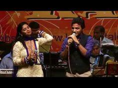 Anil Bajpai and Sangeeta Melekar performing during our Mega Show 'Jashn Ki Raat' on June 2014 at Yeshwant Natya Mandir. Bangalore City, Religion, June, Science, Songs, Videos, Music, Youtube, Musica