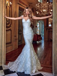 Nueva colección: Vestidos de novia Primavera Galia Lahav | Vestidos | Moda 2016 - 2017