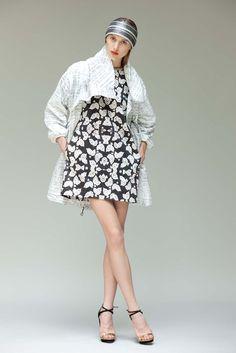 Albino Resort 2013 Fashion Show Collection