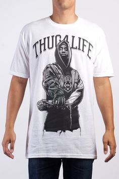 The Giant Peach - Rook - For The Homies (2PAC) Mens Shirt, White, $16.80 (http://www.thegiantpeach.com/rook-for-the-homies-2pac-mens-shirt-white/)