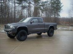 lifted dodge dakota truck | Dodge Dakota, 58000 Miles, 4x4, Lifted, Leather - DodgeForum.com