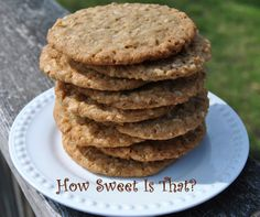 "How Sweet Is That?: Better Than ""Dad's"" Cookies"