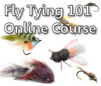 Fly Fish Food -- Fly Tying and Fly Fishing : Fly Tying Tutorials
