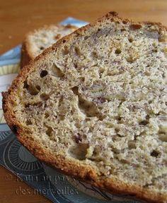 Le meilleur pain aux bananes au monde (oui oui !) Yummy Snacks, Yummy Food, Tasty, Bread Recipes, Cooking Recipes, Cooking Bread, Oui Oui, Pop Tarts, Cravings