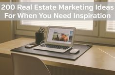 Are your real estate marketing ideas evading you at the moment? Here is a list of 200 real estate marketing ideas to get you more leads this month.