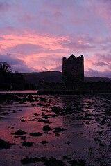 Narrow water castle Warrenpoint northern Ireland