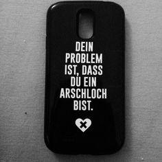 Von @__annegret__ auf Instagram || Link zum Design >> http://designskins.com/de/designs/statements/dein-problem-ist || ZEIG UNS #DEINDESIGN UND LASS DICH VON UNSERER TREND GALERIE INSPIRIEREN >> designskins.com/de/trend-galerie