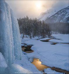 The Frozen Fall by Greg Boratyn on 500px