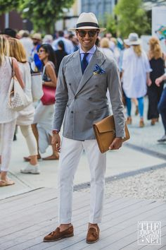 Pitti Uomo 88  Like the pants and the suede shoes