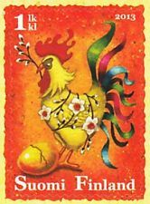 postage stamp egg and hen illustration - Finland Rare Stamps, Going Postal, Chicken Art, Galo, Stamp Collecting, Mail Art, My Stamp, Postage Stamps, Roosters
