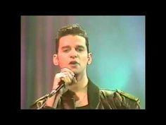 Depeche Mode  - Never let me down again - 1987