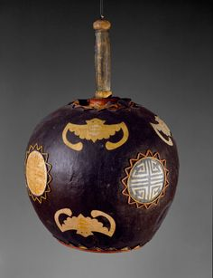 Lantern. Wood, paper, bamboo. Mid to late Choson Dynasty.ca. 17th-19th century. #DecorativeKoreanArt