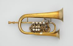 Flügel Horn with Cornet in C (Pelitti, Brass Musical Instruments, Innovation Design, Horns, Musicals, Metropolitan Museum, Trumpet, Search, Collection, Music Instruments