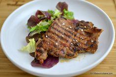 Ceafa de porc marinata - la gratar sau la tigaie | Savori Urbane Bbq, Low Carb, Healthy Recipes, Healthy Food, Meat, Kitchen, Archive, Heaven, Barbecue