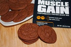 AdvoCare protein cookies!