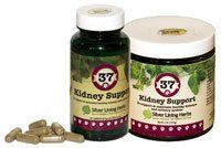 Silver Lining Kidney Support Caps - 90 Count *** Check out this great image  : Dog Health Supplies
