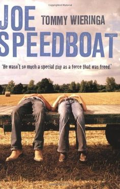 Joe Speedboat by Tommy Wieringa | LibraryThing