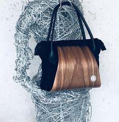 Designstücke: exklusive Handtaschen und Accessoires aus Holz – nussbag Leather Backpack, Backpacks, Casual, Design, Bags, Fashion, Madeira, Leather Satchel, Handmade