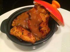 Homemade marinade voor saté