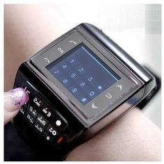 Watch Cell Phone GSM Unlocked