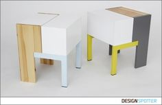 From Daniel Enoksson (Sweden): Pieces by Daniel Enoksson
