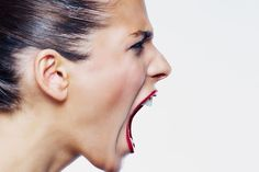 When Nice Girls Get Mad: Thoughts on Women, Autism, and Anger Face Drawing Reference, Human Reference, Art Reference Poses, Photo Reference, Screaming Drawing, Screaming Girl, Expressions Photography, Face Photography, Collages