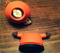 """Espèce d'enfoirés!!"" ;) Kenny USB Stick – $20"