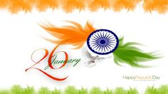 Happy Republic Day 2017 Pictures : 26 January 2017 Images, Wallpaper Happy Republic Day 2017, Republic Day India, Saraswathi Devi, Republic Day Speech, Phone Backgrounds Funny, Indian Flag Wallpaper, Indian Independence Day, Whatsapp Profile Picture, Neon Design