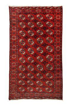 Roter Tekke  295 x 214 cm