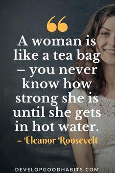 Uplifting Quotes for Women #positive #women #womenpower