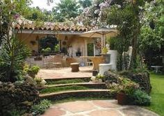 Image result for moroccan tile outdoor kitchen