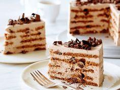 O bolo gelado é uma ótima dica para presentear um amigo. Chef: Ina Garten