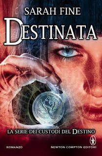 """Leggere Romanticamente e Fantasy: Recensione """"DESTINATA"""" di Sarah Fine"""