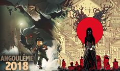 Festival International de la Bande Dessinée - 2018 - Glénat Comics - W.B.