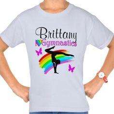 LOVELY RAINBOW AND BUTTERFLY PERSONALIZED GYMNAST http://www.zazzle.com/mysportsstar/gifts?cg=196751399353624165&rf=238246180177746410  #Gymnastics #Gymnast #IloveGymnastics #Gymnastgifts #WomensGymnastics #personalizedGymnast #Gymnasticsgirl