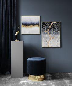 Fine plakater og posters over sengen eller sofaen | Fine plakater i par